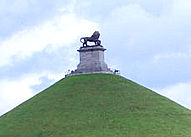 Lion Mound at Waterloo
