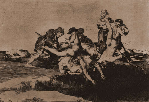 Goya's Disasters of War