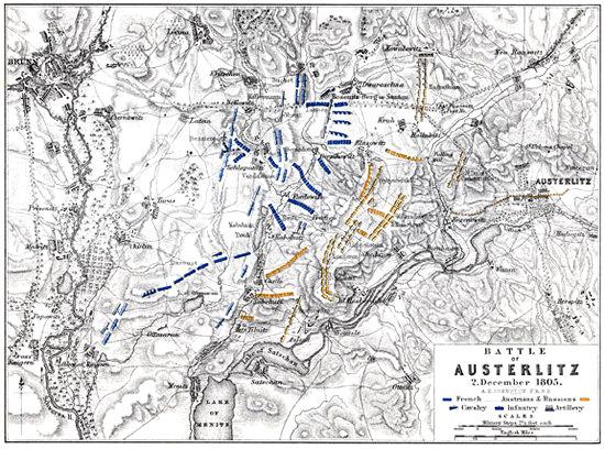 Mapas de batallas Maps_austerlitz