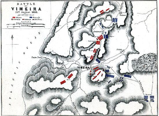 1808 août 21 - Vimiero Maps_hmvimeira
