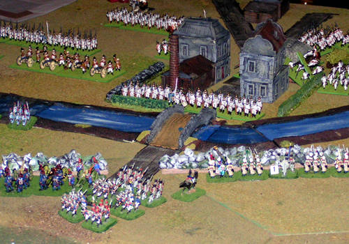 Napoleonic Miniatures : Battle of Piave : Rules : Wargaming Rules